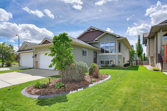 62 Larsen Crescent, Red Deer, AB T4R 0J2 (#A1118755) :: Greater Calgary Real Estate
