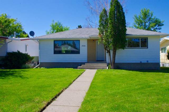 1726 14 Avenue S, Lethbridge, AB T1K 1A8 (#A1118757) :: Calgary Homefinders