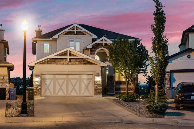 57 Val Gardena View SW, Calgary, AB T3H 0L4 (#A1118787) :: Calgary Homefinders