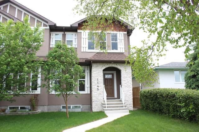 1145 Richland Road NE, Calgary, AB T2E 5M3 (#A1118790) :: Calgary Homefinders