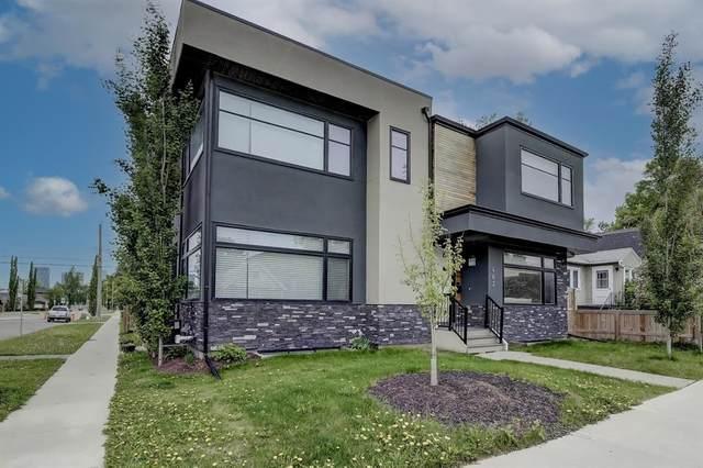 403 20 Avenue NW, Calgary, AB T2M 2W8 (#A1118792) :: Calgary Homefinders