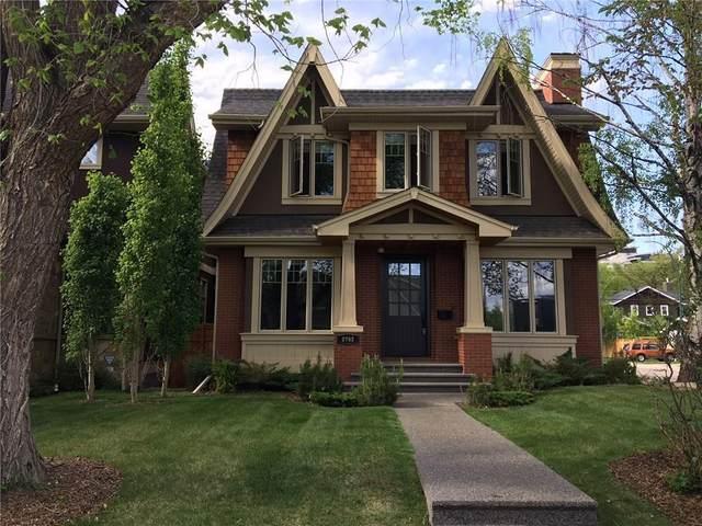 2702 6 Avenue NW, Calgary, AB T2N 0Y1 (#A1118798) :: Calgary Homefinders