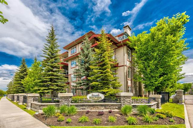 2311 Lake Fraser Green SE #2311, Calgary, AB T2J 7H8 (#A1118800) :: Calgary Homefinders