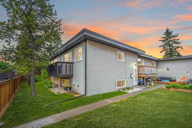 812 Mcneill Road NE #7, Calgary, AB T2E 5W6 (#A1118801) :: Calgary Homefinders
