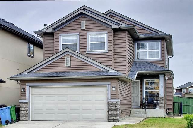 119 Saddlecrest Gardens NE, Calgary, AB T3J 0C3 (#A1118804) :: Calgary Homefinders