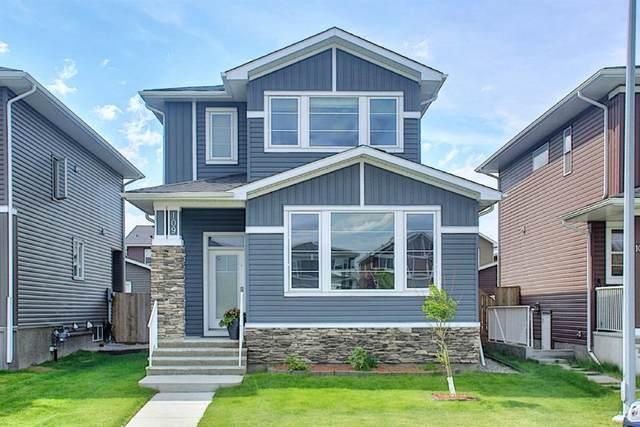 109 Redstone Plaza NE, Calgary, AB T3N 1B5 (#A1118811) :: Calgary Homefinders
