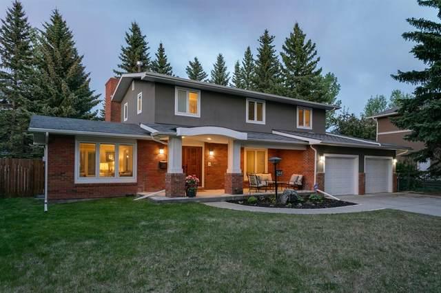 344 Varsity Close Nw, Calgary, AB T3B 2Z1 (#A1118815) :: Calgary Homefinders