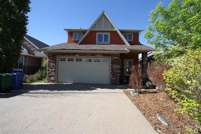 168 Wiley Crescent, Red Deer, AB T4N 7G7 (#A1118823) :: Calgary Homefinders
