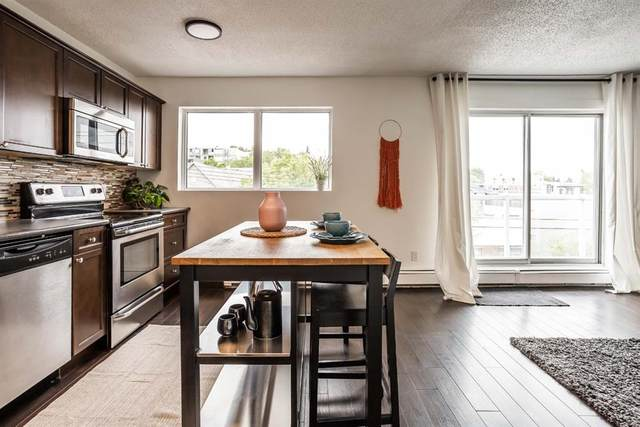 2117 16 Street SW #303, Calgary, AB T2T 4E5 (#A1118839) :: Calgary Homefinders