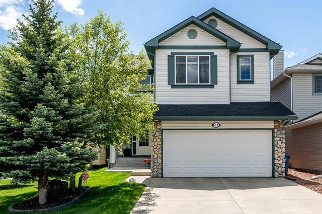 63 Tuscany Meadows Heights NW, Calgary, AB T3L 2L8 (#A1118840) :: Calgary Homefinders