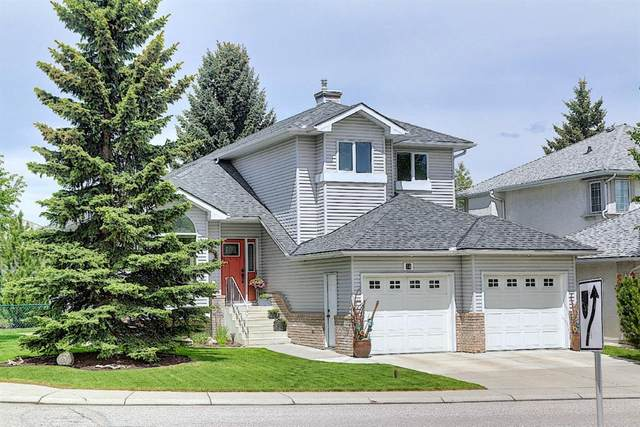 14 Valley Ridge Green NW, Calgary, AB T3B 5L4 (#A1118846) :: Greater Calgary Real Estate