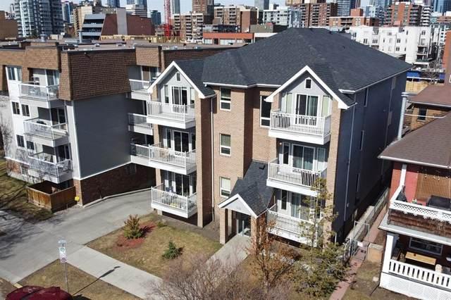 526 18 Avenue SW, Calgary, AB T2S 0C5 (#A1118860) :: Calgary Homefinders