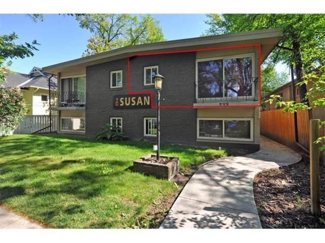 233 7 Avenue NE #205, Calgary, AB T2E 0M8 (#A1118864) :: Calgary Homefinders