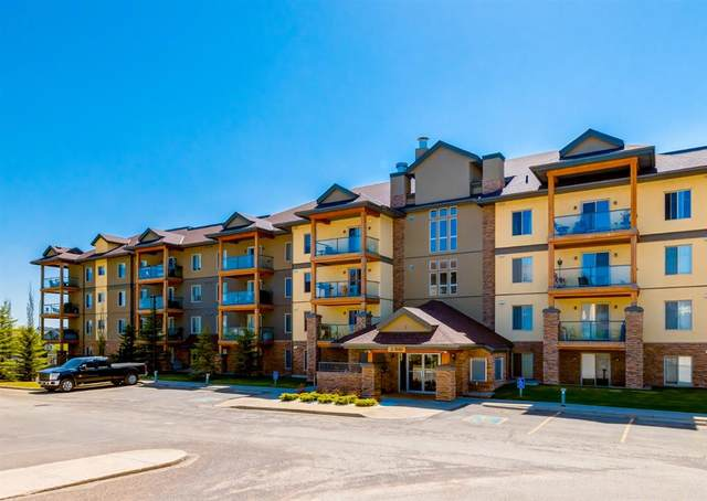 92 Crystal Shores Road #1206, Okotoks, AB T1S 2M8 (#A1118885) :: Calgary Homefinders