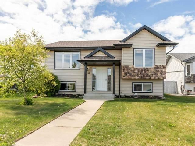 4845 Westbrooke Road, Blackfalds, AB T0M 0J0 (#A1118888) :: Calgary Homefinders
