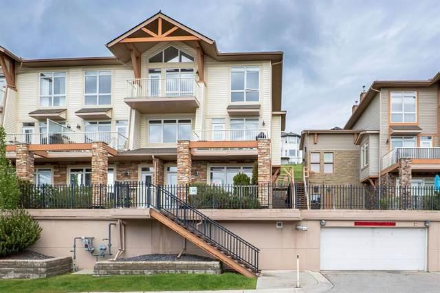 140 Rockyledge View NW #9, Calgary, AB T3G 5Y4 (#A1118889) :: Calgary Homefinders