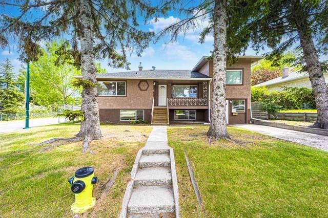 2405 25 Avenue NW, Calgary, AB T2M 2C6 (#A1118894) :: Calgary Homefinders