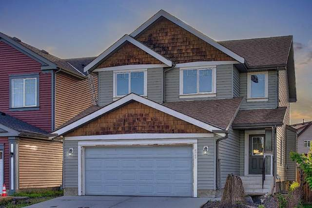 11 Copperstone Boulevard SE, Calgary, AB T2Z 0G7 (#A1118897) :: Calgary Homefinders