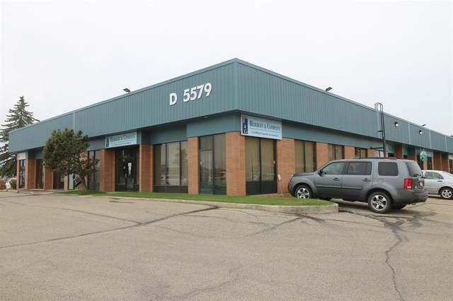 5579 47 Street #1, Red Deer, AB T4N 1S1 (#A1118899) :: Calgary Homefinders