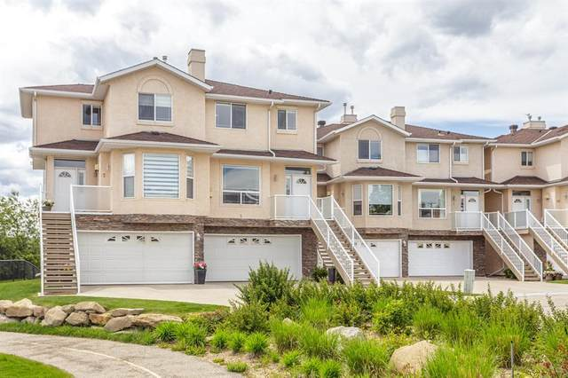 9 Country Hills Gardens NW, Calgary, AB T3K 5G1 (#A1118901) :: Calgary Homefinders