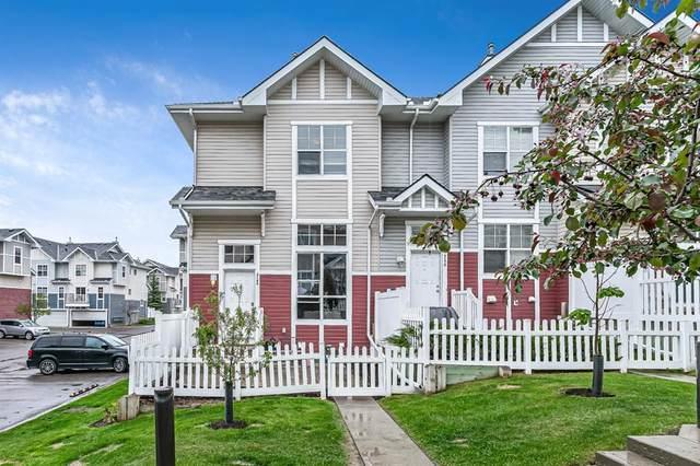 3168 New Brighton Gardens SE, Calgary, AB T2Z 0A7 (#A1118904) :: Calgary Homefinders