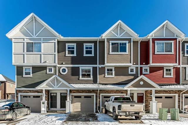1225 Kings Heights Way SE #1002, Airdrie, AB  (#A1118913) :: Calgary Homefinders