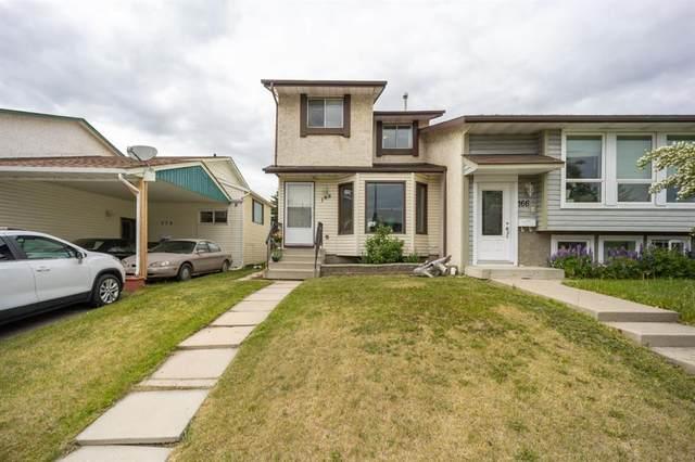 168 Pinemeadow Road NE, Calgary, AB T1Y 4N9 (#A1118915) :: Calgary Homefinders