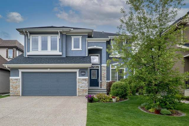 300 Tuscany Estates Rise NW, Calgary, AB T3L 0C6 (#A1118921) :: Calgary Homefinders