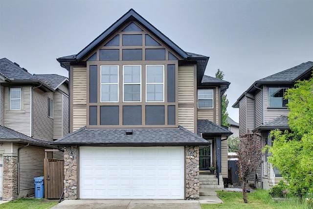 1674 New Brighton Drive SE, Calgary, AB T2Z 0P8 (#A1118930) :: Calgary Homefinders