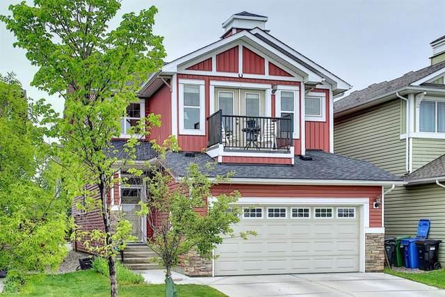 118 Auburn Springs Boulevard SE, Calgary, AB T3M 0Z9 (#A1118939) :: Calgary Homefinders