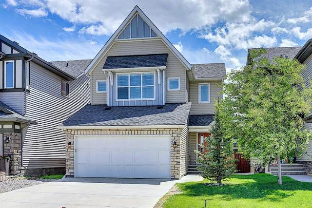 79 Chaparral Valley Way SE, Calgary, AB T2X 0V4 (#A1118951) :: Calgary Homefinders