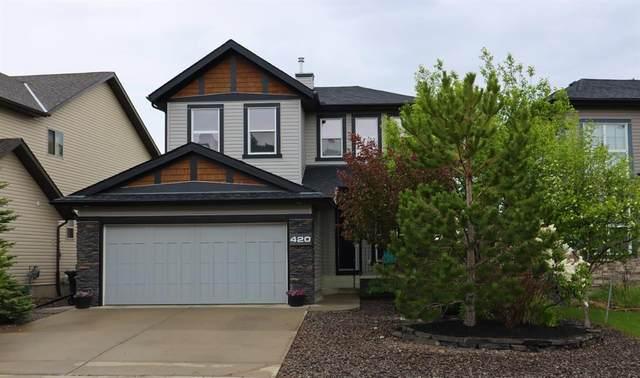 420 St Moritz Drive SW, Calgary, AB T3H 0B4 (#A1118952) :: Calgary Homefinders