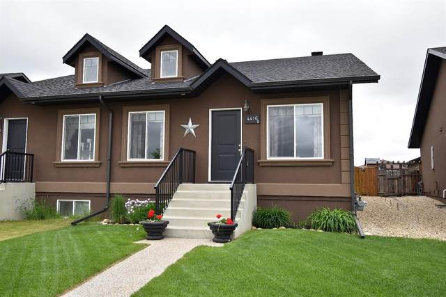 4416B 73 Street, Camrose, AB T4V 5E2 (#A1118964) :: Calgary Homefinders