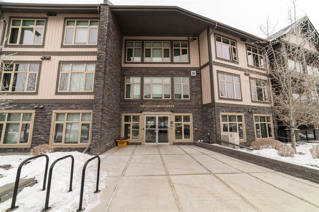 45 Aspenmont Heights SW #14, Calgary, AB T3H 0E6 (#A1118971) :: Calgary Homefinders