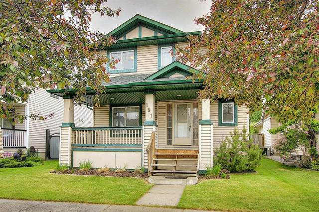 191 Inverness Way SE, Calgary, AB T2Z 2X6 (#A1118975) :: Calgary Homefinders