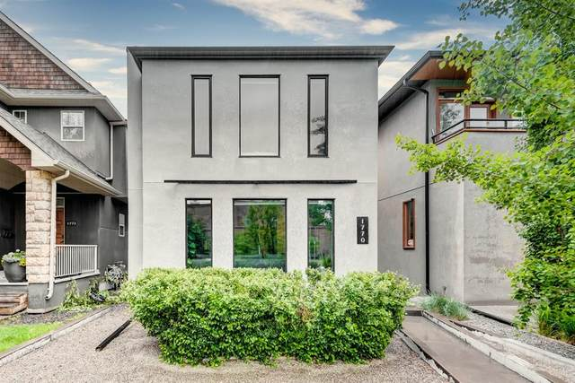 1770 6 Avenue NW, Calgary, AB T2N 0W2 (#A1118978) :: Calgary Homefinders