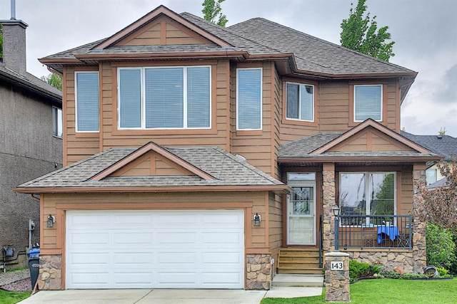 143 Cimarron Drive, Okotoks, AB T1S 2P3 (#A1118979) :: Calgary Homefinders