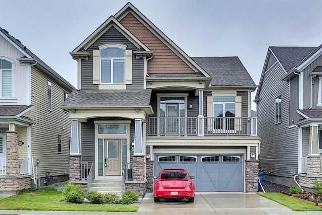 631 Windbrook Heights SW, Airdrie, AB T4B 3V9 (#A1118980) :: Calgary Homefinders