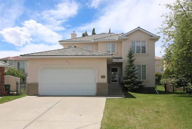161 Hamptons Gardens NW, Calgary, AB T3A 5X5 (#A1118988) :: Calgary Homefinders