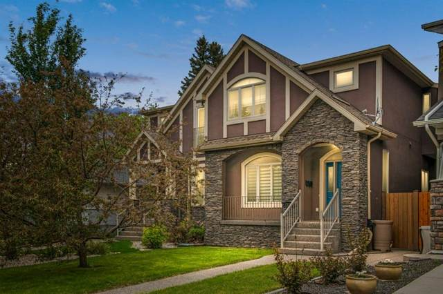 2817 29 Street SW, Calgary, AB T3E 2K7 (#A1118995) :: Calgary Homefinders