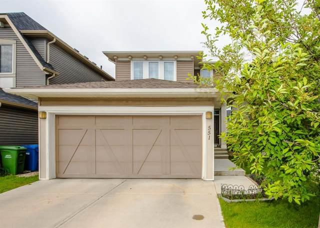 551 Evansborough Way NW, Calgary, AB T3P 0M7 (#A1119009) :: Calgary Homefinders