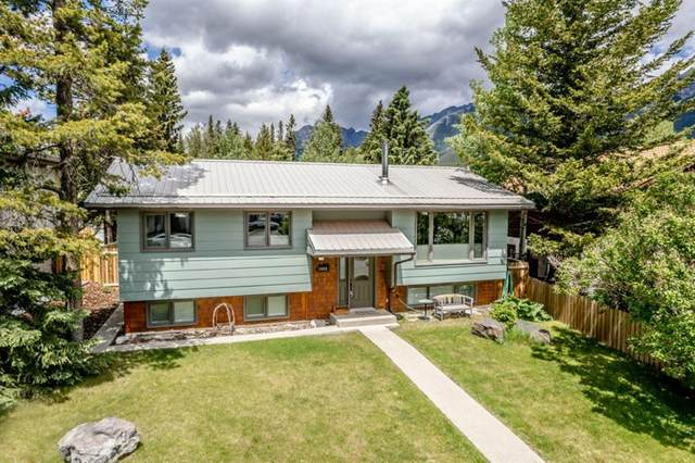 1006 14th Street, Canmore, AB T1W 1V5 (#A1119014) :: Greater Calgary Real Estate