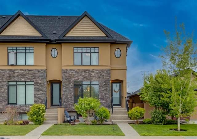 2612 19 Avenue SW, Calgary, AB T3E 7Z9 (#A1119016) :: Calgary Homefinders