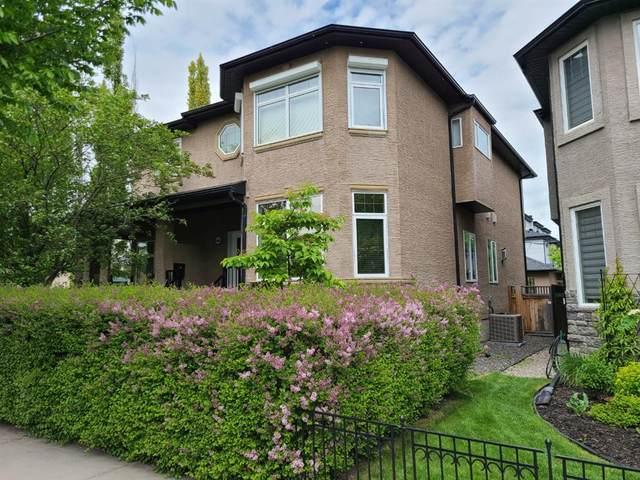468 27 Avenue NW, Calgary, AB T2M 2H6 (#A1119021) :: Calgary Homefinders