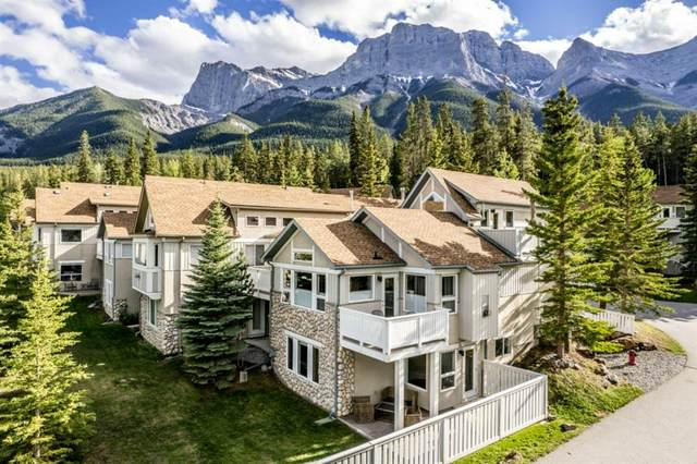 127 Carey #41, Canmore, AB T1W 2R3 (#A1119022) :: Greater Calgary Real Estate