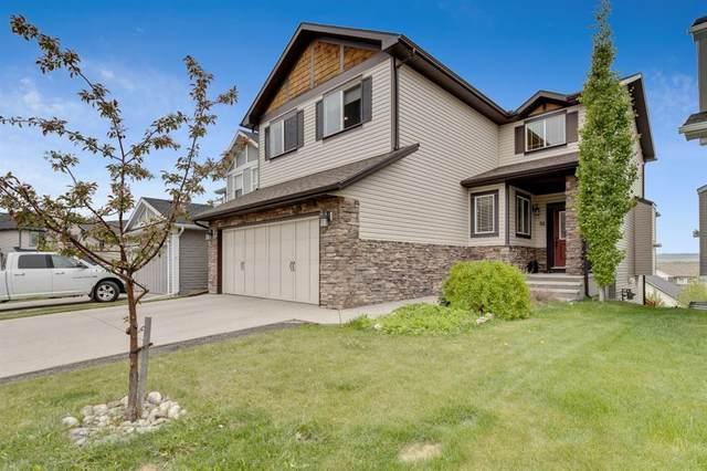 32 Heritage Hill, Cochrane, AB T4C 0L4 (#A1119047) :: Calgary Homefinders
