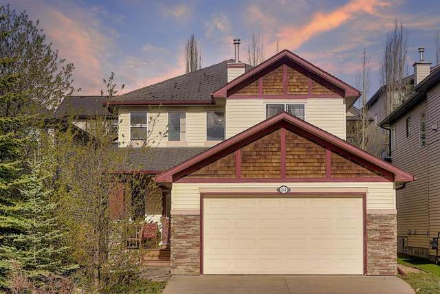 34 Crestmont Drive SW, Calgary, AB T3B 5X7 (#A1119055) :: Calgary Homefinders