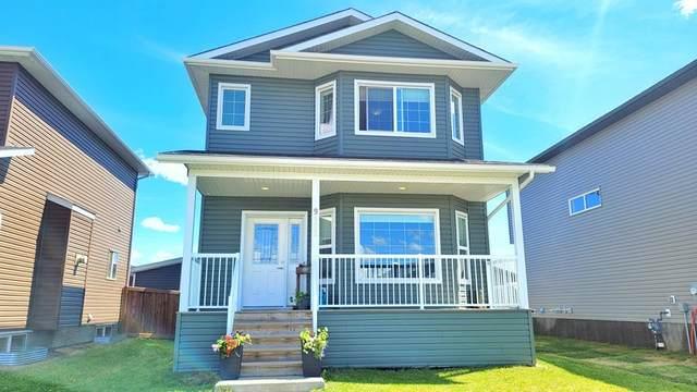 9605 89 Street, Grande Prairie, AB T8X 0R3 (#A1119070) :: Calgary Homefinders