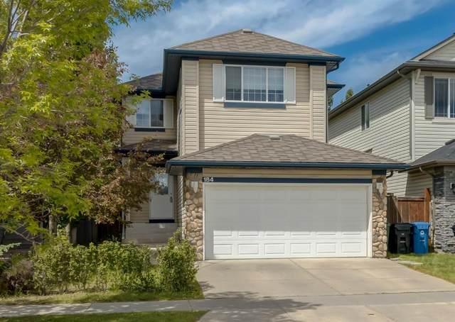 184 Cranston Drive SE, Calgary, AB T3M 1A8 (#A1119073) :: Calgary Homefinders