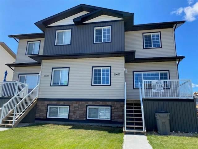 10610 114B Street, Grande Prairie, AB T8V 6M5 (#A1119105) :: Calgary Homefinders